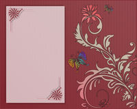 Elegant Frame Stock Images