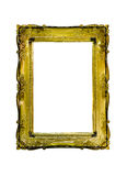 Elegant frame. Elegant antique frame with clipping path included Royalty Free Stock Photos