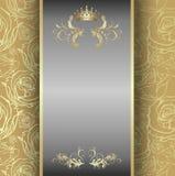 Elegant frame banner Royalty Free Stock Photos