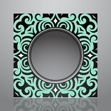 Elegant frame design Royalty Free Stock Photography