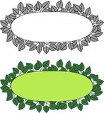 Elegant frames vector illustration