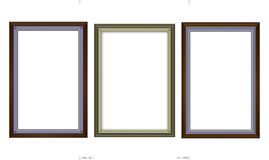 Elegant Frames Royalty Free Stock Photos