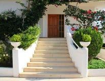 Elegant Front Door Royalty Free Stock Images