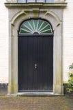 Elegant Front Door Royalty Free Stock Photography