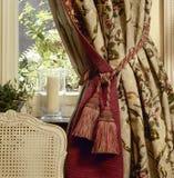 Elegant gardin Royaltyfri Bild