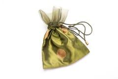 Elegant Gift Bag Royalty Free Stock Photography