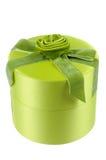 Elegant gift box Stock Images