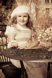 Elegant girl Royalty Free Stock Photos