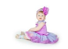 The elegant girl Royalty Free Stock Photos