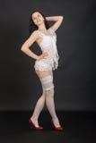 Elegant girl Royalty Free Stock Images