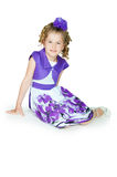 The elegant girl Royalty Free Stock Photography