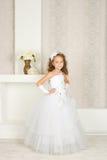 Elegant girl Stock Photography