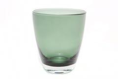 Elegant glass isolated Stock Images