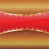 Elegant Gold background. Abstract background gold elegant metallic, illustration stock illustration