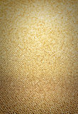 Elegant Gold  background with Glittering magic effect. Golden te Royalty Free Stock Photography