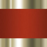 Elegant gold and brown background Stock Image