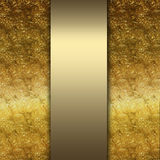 Elegant gold and brown background stock photography