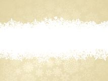 Elegant gold christmas background. EPS 8. File included Stock Photo