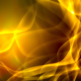 Elegant golden abstract background Stock Photography