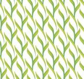 Elegant grass pattern Stock Photography