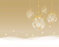 Elegant greeting card Royalty Free Stock Image