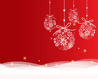 Elegant greeting card. Christmas , ceremony, new year card, vector and illustration can be use for wallpaper, background, backdrop Royalty Free Stock Images