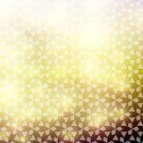 Elegant guld- damast bakgrund Royaltyfri Fotografi