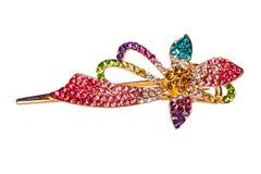 Elegant hairpin Royalty Free Stock Image