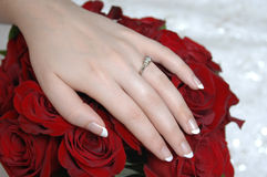Elegant Hand Royalty Free Stock Photo