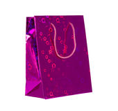 Elegant handbag for gift Stock Images