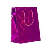 Elegant handväska för gåva Arkivbilder