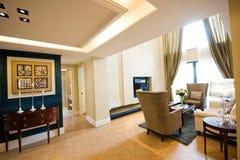 Elegant home Royalty Free Stock Image