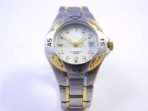 Elegant horloge stock afbeeldingen