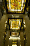 Elegant hotel Royalty Free Stock Photography