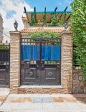 Elegant house entrance Stock Images