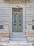 Elegant house entrance Royalty Free Stock Photos