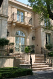 Elegant huis in de stad Royalty-vrije Stock Foto