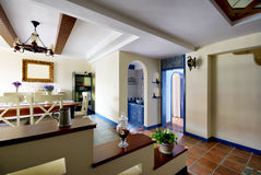 Elegant interior Royalty Free Stock Image