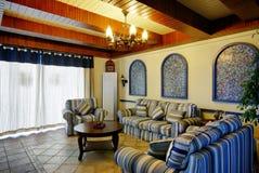 Elegant interior Stock Images