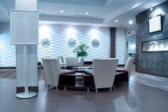 Elegant Interiors Royalty Free Stock Images