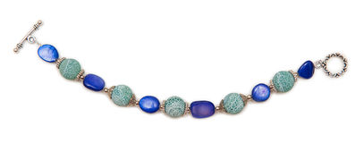 The elegant jewellery isolated on the whtie background Stock Photos