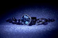 Elegant jewelry Stock Photo
