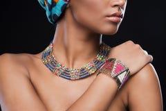 Elegant jewelry. Stock Images