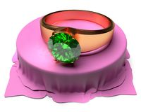 Elegant jewelry Royalty Free Stock Images