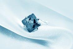 Elegant jewelry ring stock photo