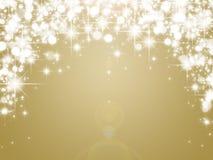 Elegant julbakgrund Royaltyfri Fotografi