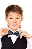 Elegant kid Royalty Free Stock Photos