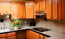 Elegant Kitchen Stock Photography