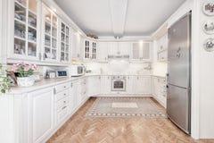 Elegant kitchen Royalty Free Stock Image