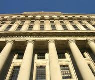 Elegant kontorsbyggnad Arkivfoto